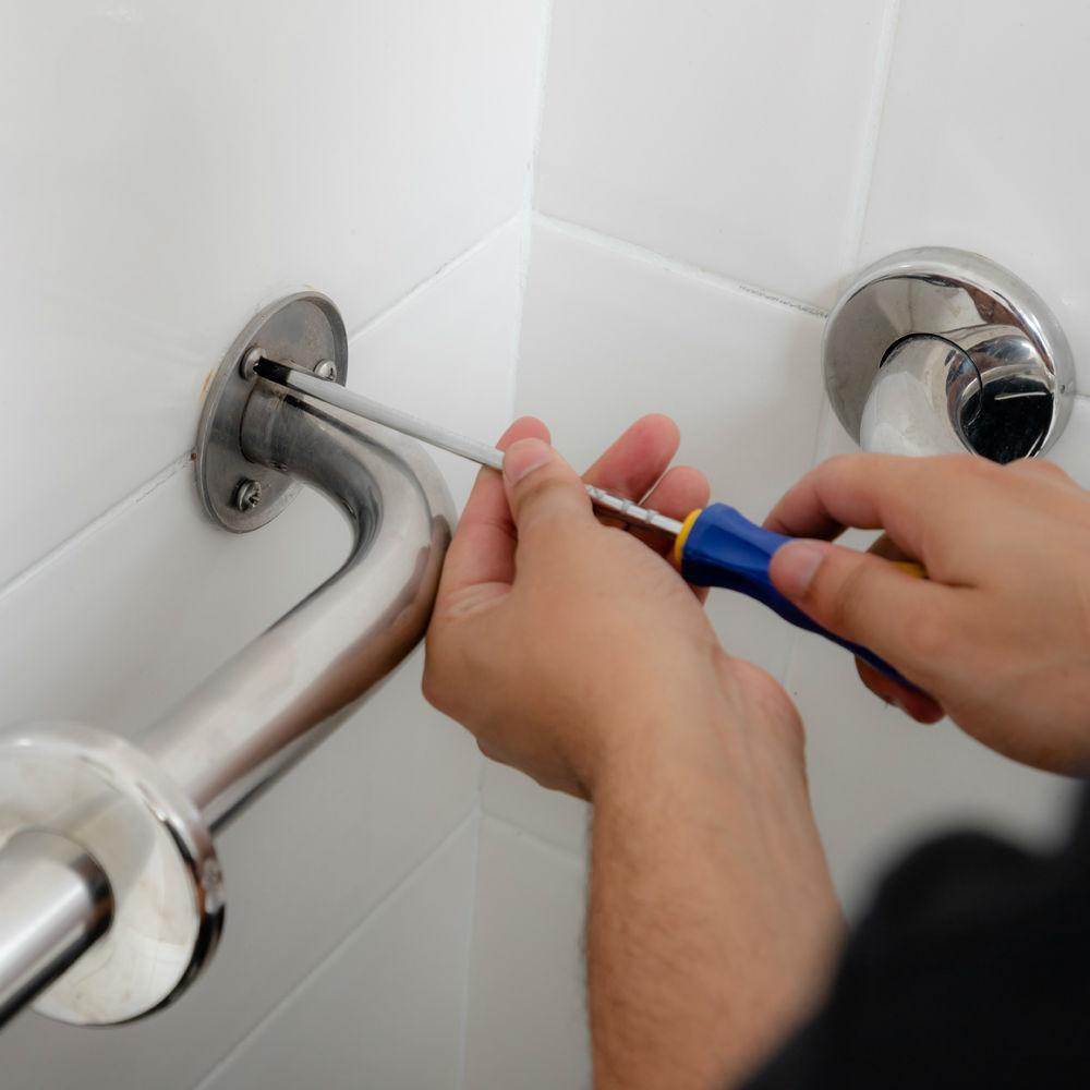 Empresa de instalação de barra de apoio para banheiro Tempo Tem