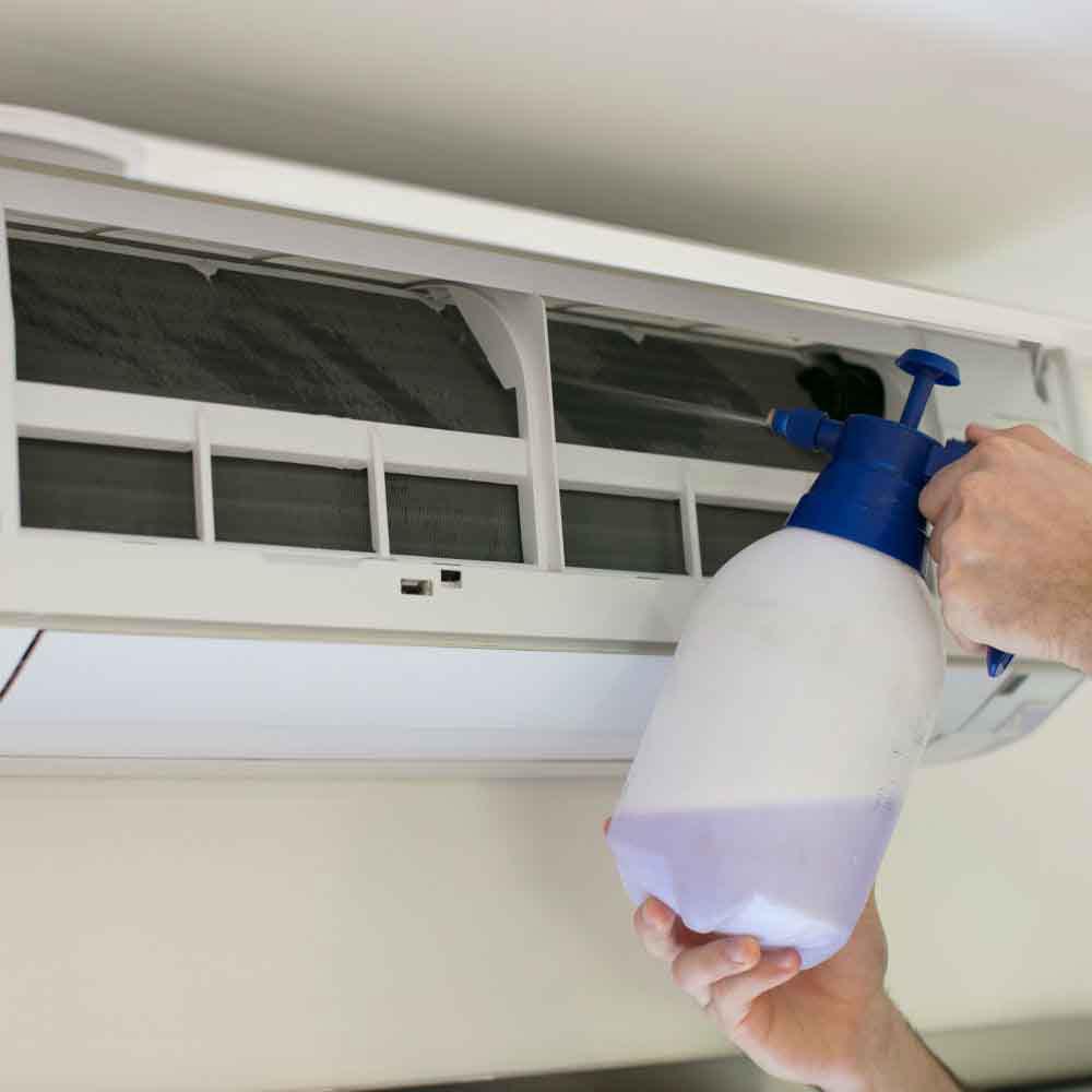 Empresa de limpeza de ar-condicionado TempoTem