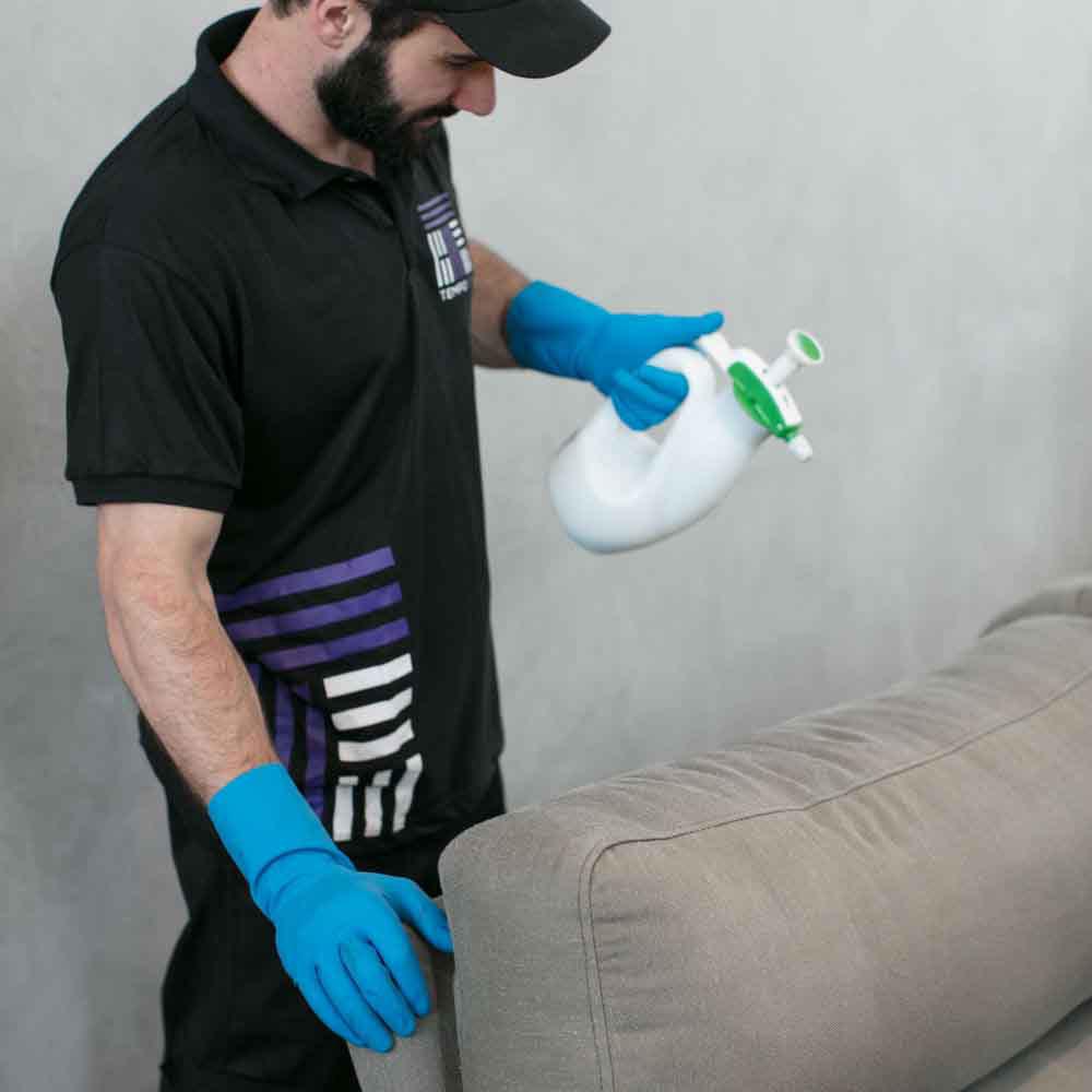 Atendimento 24 horas e equipe especializada em impermeabilizar sofás