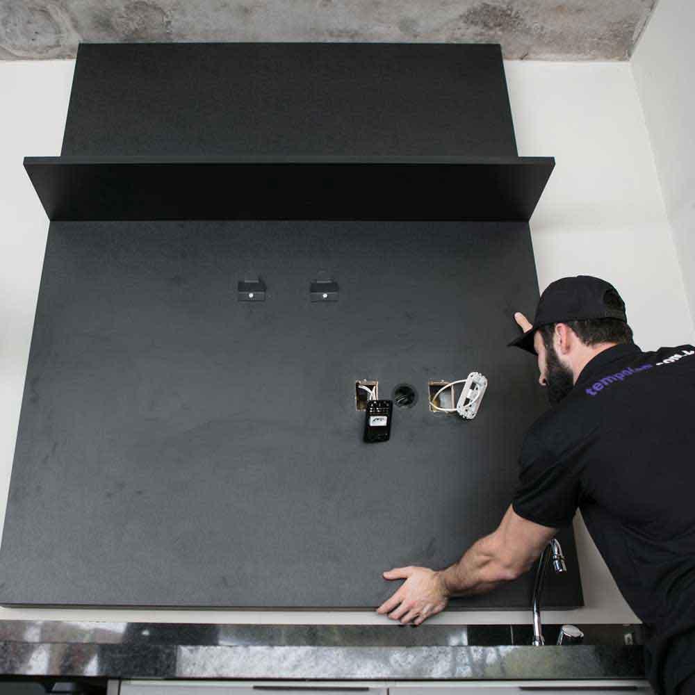 Instalação de Painel para TV