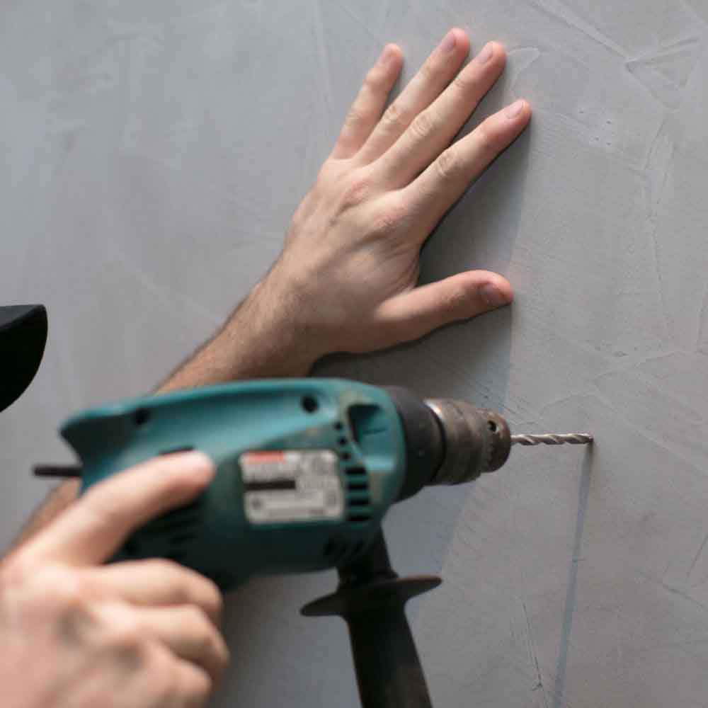 Instalação de até 3 unidades com garantia de mão de obra