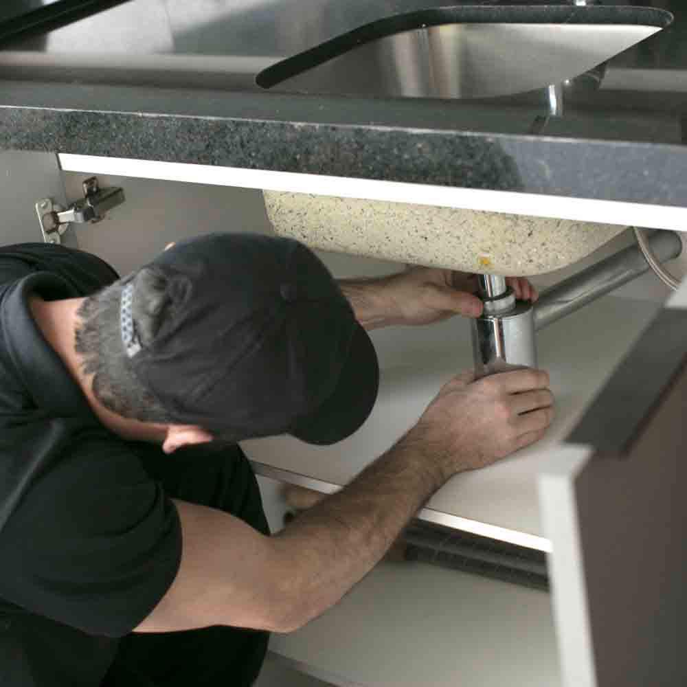 Realizado por profissionais que garantem serviço completo e instalação correta