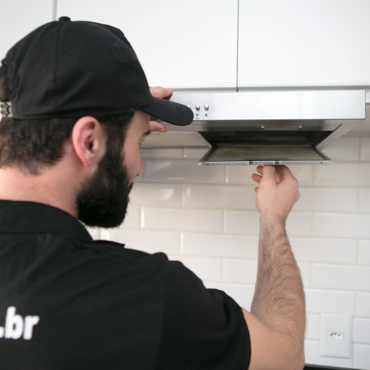 Garantia e ótimo preço em conserto de eletrodomésticos