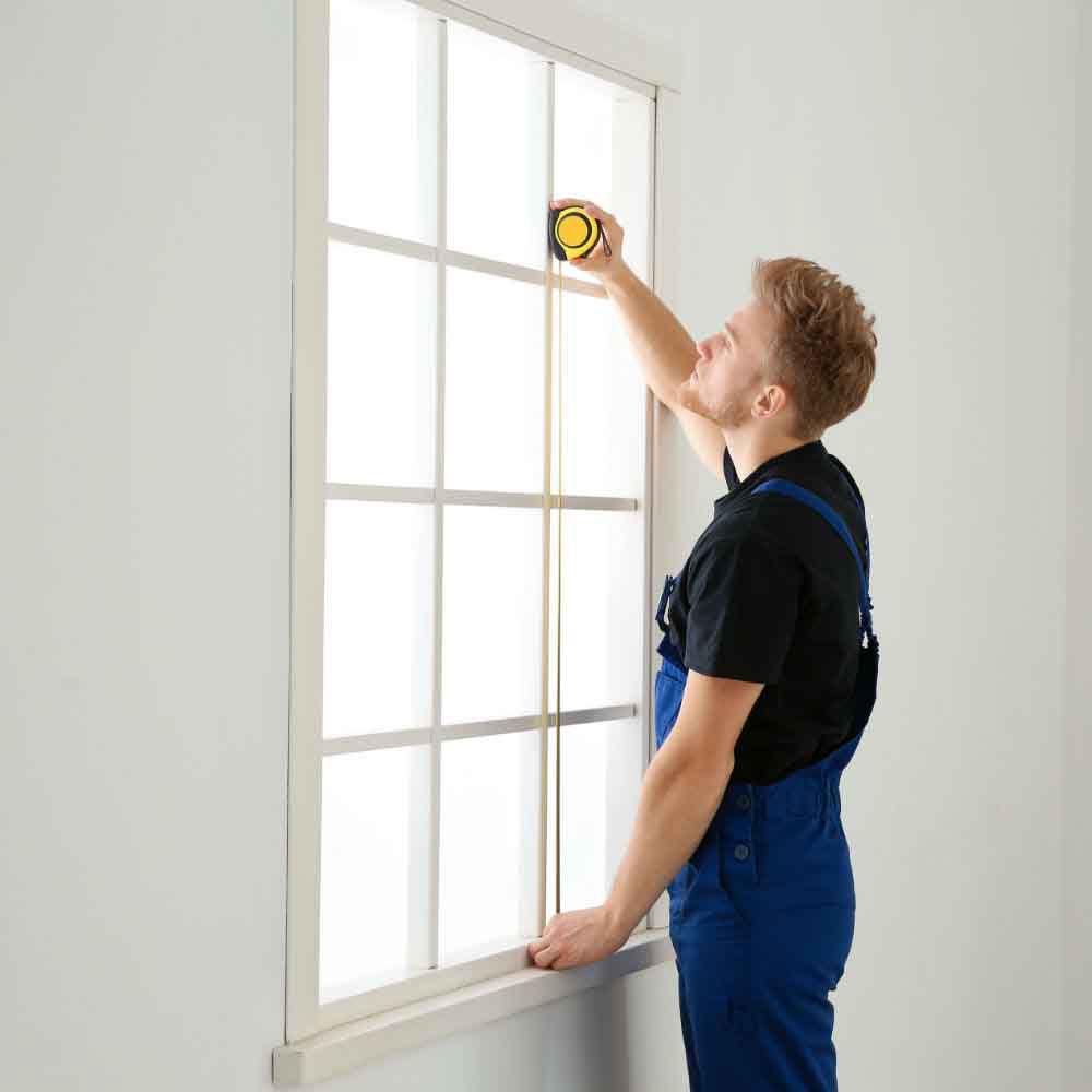 Mão de obra para troca de vidros residenciais em ambientes internos e externos com segurança e garantia