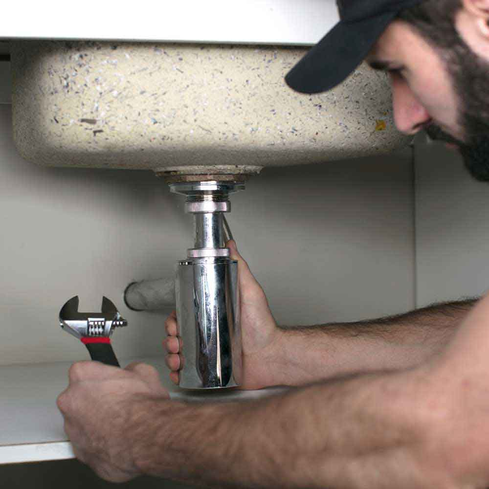 Garantia de um ótimo serviço executado na contenção de vazamento em sifão